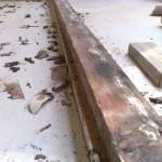 wood restoration process