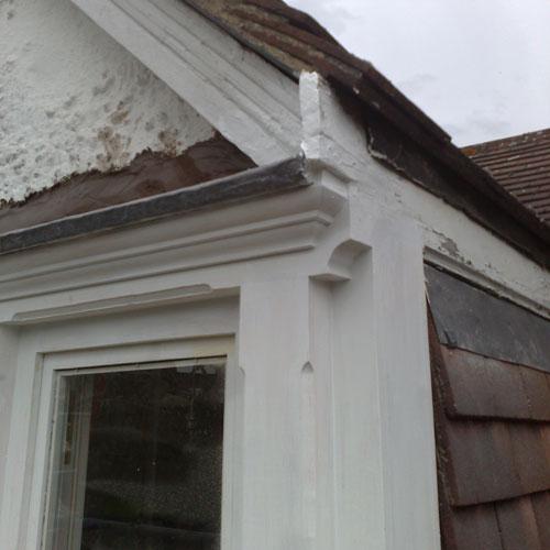 wood window restoration after