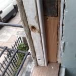 wood windows repairing process