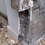 door repairing process