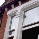 Sash windows restored