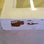 Window rotten