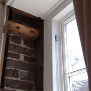 wood windows rebating